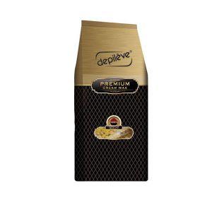 Wosk do depilacji bezpaskowy kremowy w granulkach 500g Depileve Premium Cream Wax