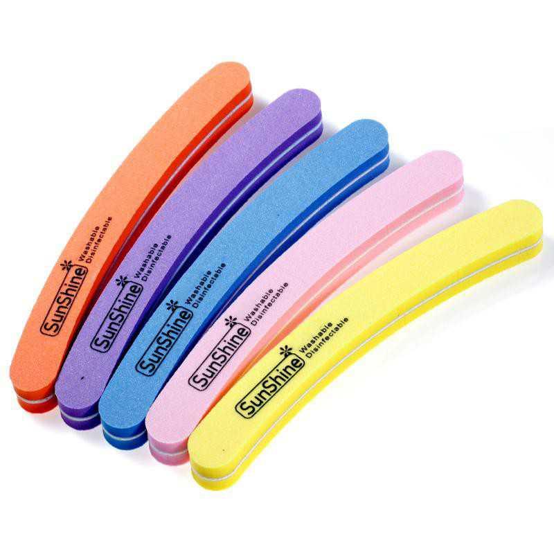 Polerka SunShine banan 240/320 kolory - 1szt