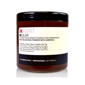 Rozjaśniacz do włosów w proszku biały 500 g Insight Incolor