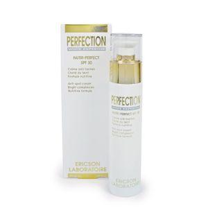 Krem odżywczo-rozjaśniający z filtrem spf30 perfection 30ml Ericson Laboratoire