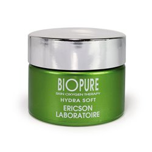 Łagodny krem nawilżający Hydra-soft bio-pure 50ml Ericson Laboratoire