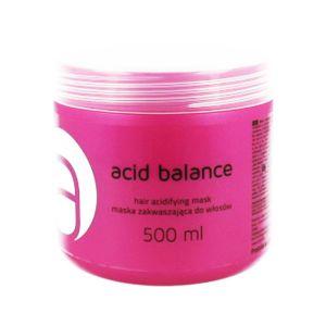 Maska zakwaszająca po koloryzacji 500ml Acid Balance Stapiz