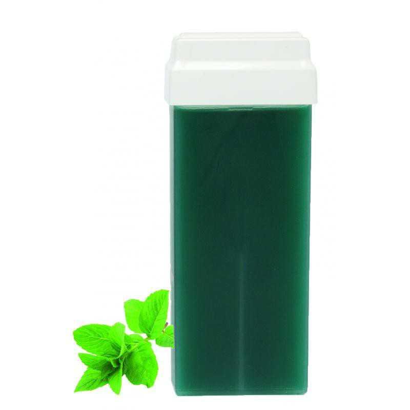 Wosk z szeroką rolką Chlorofilowy 100 ml RO.IAL