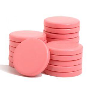 Wosk w dyskach bezpaskowy 1000g różowy nawilżający Ro.ial.