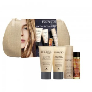 Alterna Bamboo Smooth Travel Set zestaw podróżny