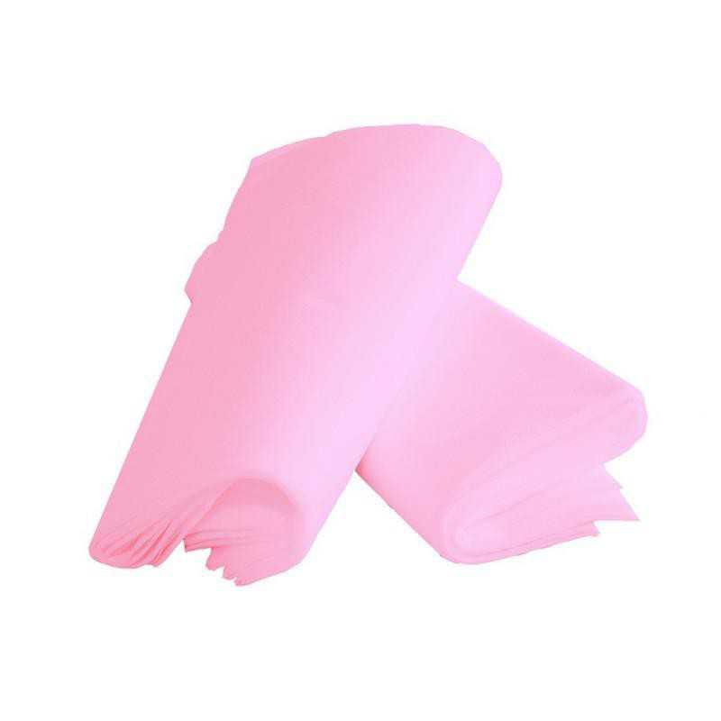 Prześcieradło z włókniny różowe 215x100 economic 10szt jednorazowe
