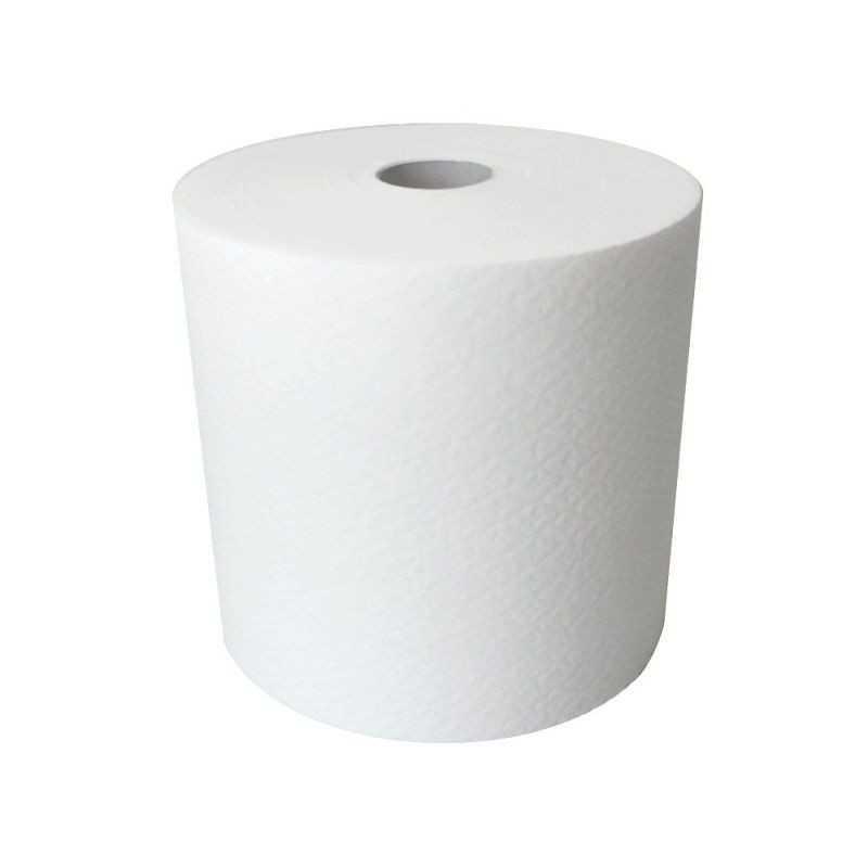 Rolka celulozowa mozaika Ecoter gruba 255mm ręcznik papierowy
