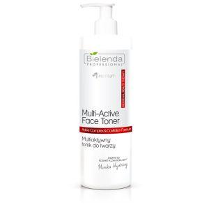 Tonik Multiaktywny do twarzy 500ml IS Individual Beauty Therapy Bielenda