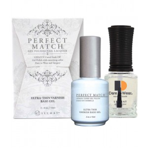 Perfect Match – Ultra Thin Varnish Base Gel