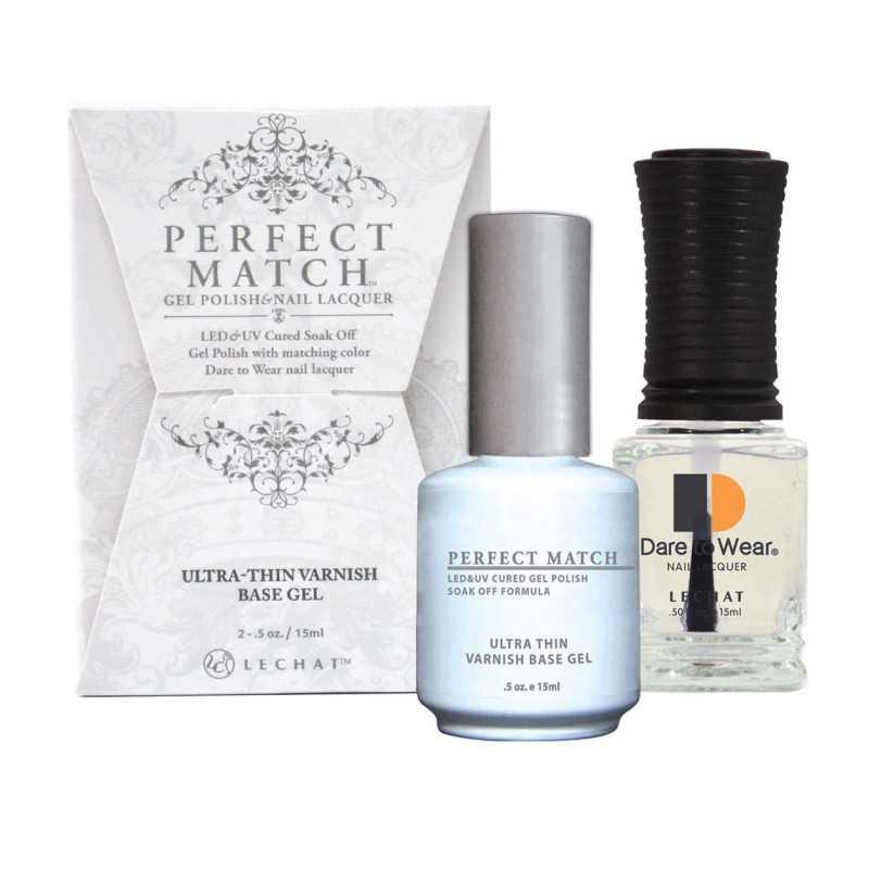 Perfect Match – Ultra Thin Varnish Base Gel