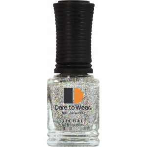 Lakier klasyczny do paznokci Dare to Wear  Hologram Diamond Perfect Match 15ml