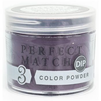 Perfect Match Powder DIP PMDP004 proszek do manicure tytanowego 42g