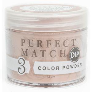 Perfect Match Powder DIP PMDP017 proszek do manicure tytanowego 42g