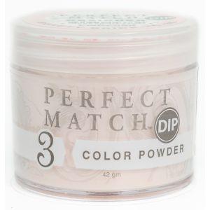 Perfect Match Powder DIP PMDP050 proszek do manicure tytanowego 42g