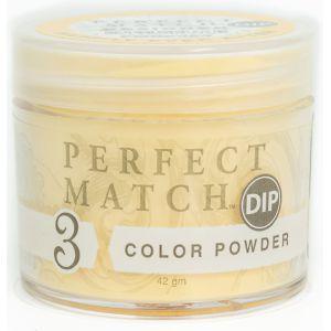 Perfect Match Powder DIP PMDP053 proszek do manicure tytanowego 42g
