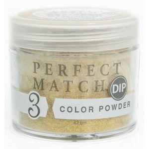 Perfect Match Powder DIP PMDP056 proszek do manicure tytanowego 42g