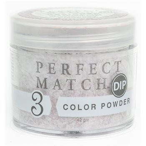 Perfect Match Powder DIP PMDP057 proszek do manicure tytanowego 42g