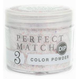 Perfect Match Powder DIP PMDP058 proszek do manicure tytanowego 42g