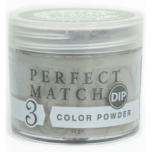 Perfect Match Powder DIP PMDP061 proszek do manicure tytanowego 42g