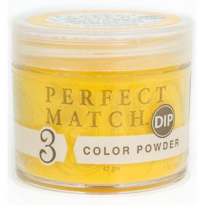 Perfect Match Powder DIP PMDP064 proszek do manicure tytanowego 42g