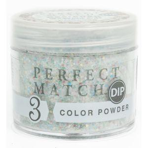 Perfect Match Powder DIP PMDP086 proszek do manicure tytanowego 42g