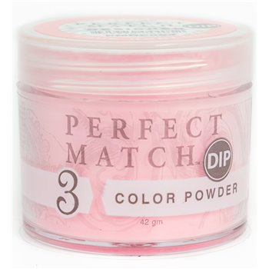 Perfect Match Powder DIP PMDP094 proszek do manicure tytanowego 42g