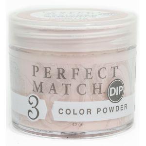 Perfect Match Powder DIP PMDP110 proszek do manicure tytanowego 42g