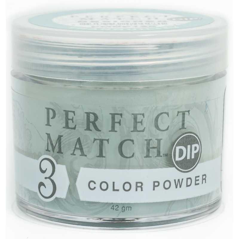 Perfect Match Powder DIP PMDP128 proszek do manicure tytanowego 42g