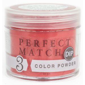 Perfect Match Powder DIP PMDP189 proszek do manicure tytanowego 42g