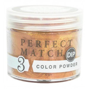 Perfect Match Powder DIP PMDP194 proszek do manicure tytanowego 42g