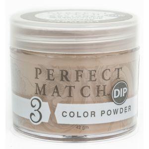 Perfect Match Powder DIP PMDP206 proszek do manicure tytanowego 42g