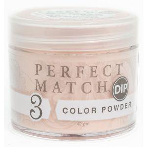 Perfect Match Powder DIP PMDP214 proszek do manicure tytanowego 42g