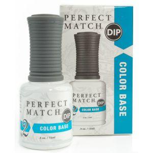 Perfect Match DIP Color Base .05oz