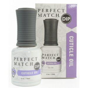 Perfect Match DIP Cuticle Oil .50oz