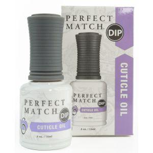Perfect Match DIP Cuticle Oil .50oz