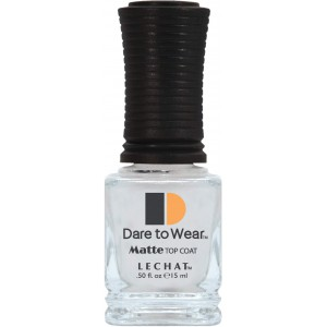 Deare to Wear Matte Top Coat 1/2oz