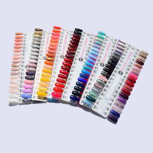 Wzornik kolorów Perfect Match dla lakierów klasycznych, hybrydowych oraz tytanu