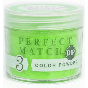 Puder do manicure tytanowego PMDP040 Anonymity Perfect Match DIP 42g