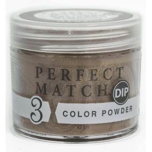 Puder do manicure tytanowego PMDP066 Fabulous Boot Camp Perfect Match DIP 42g