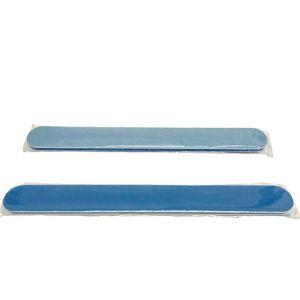 Polerka prosta 100/180 Niebieska