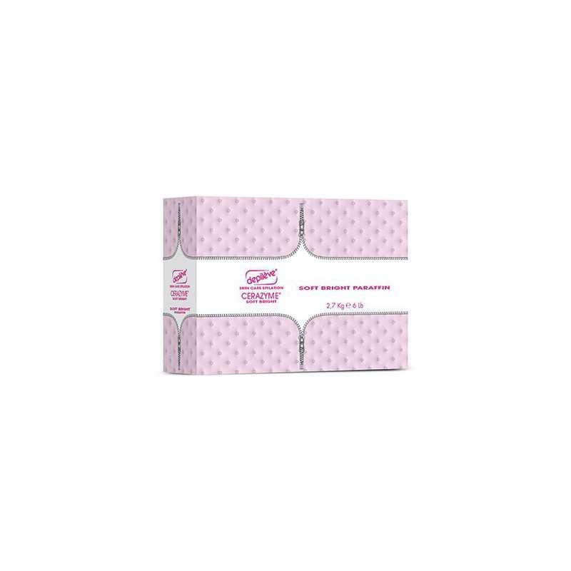 Parafina Depileve Cerazyme Soft Bright Paraffin 2,7kg