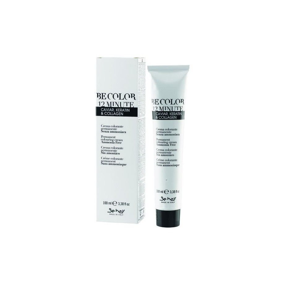 Be Color Toner Graphite- grafitowy 100ml