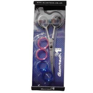 Glamtech one serrated scissors 5,5 cala nożyczki fryzjerskie