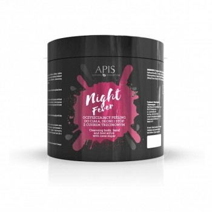 Apis Night Fever Oczyszczający Peeling Do ciała dłoni i stóp 700 g