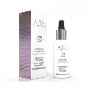 Kwas hialuronowy Apis Professional HYALURON 4D + ORCHISTEM™ 30ml