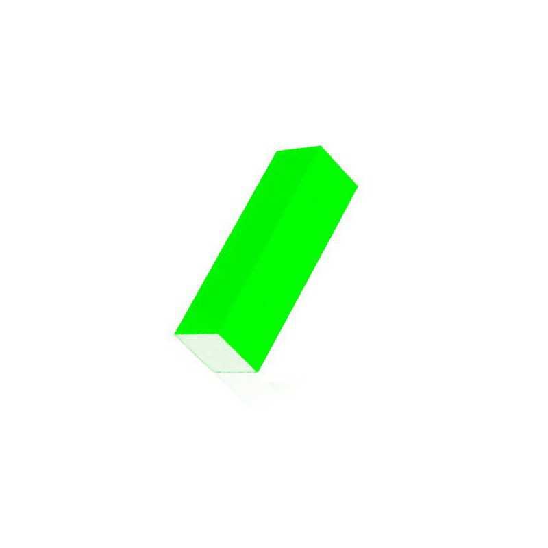 Blok polerski neonowy zielony 100/100