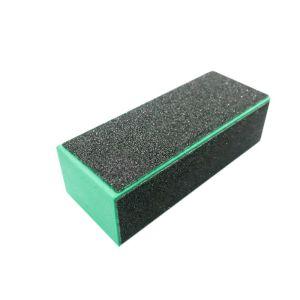 Blok polerski 3-stronny czarno-zielony
