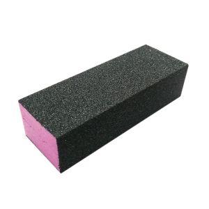 Blok polerski 3-stronny czarno-różowy