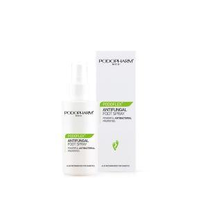 Podopharm - PODOFLEX - Przeciwgrzybiczy spray do stóp 100 ml