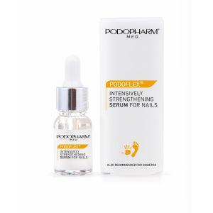 PODOPHARM Intensywnie wzmacniające serum do paznokci 10ml